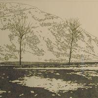 """Attilio Mario Steffanoni """"Neve sulle colline"""""""