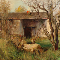 "Adolfo Floris ""Paesaggio"""